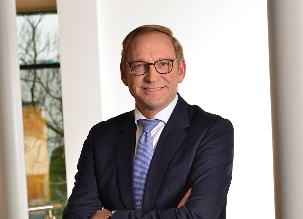 Franz-Josef Holzenkamp (Deputy chairman EnviTec Biogas AG)