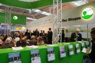 EnviTec Biogas presentation at the EnergyDecentral in Hanover