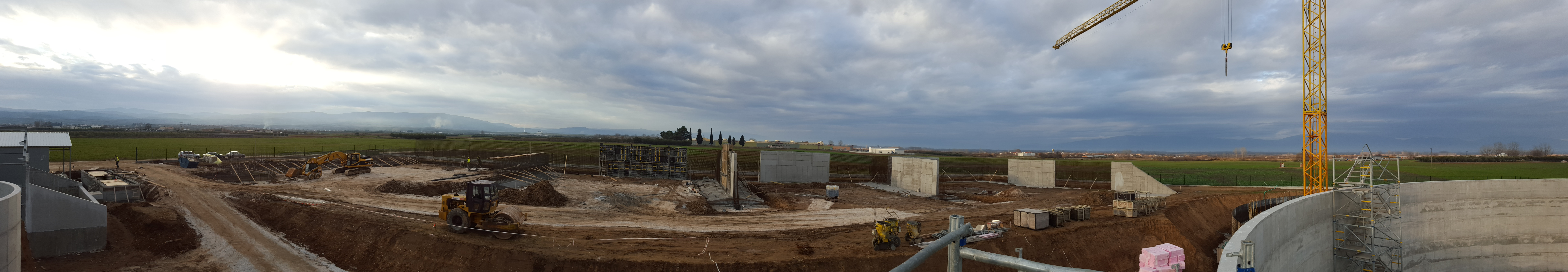 Construction Start for EnviTec Biogas in Greece