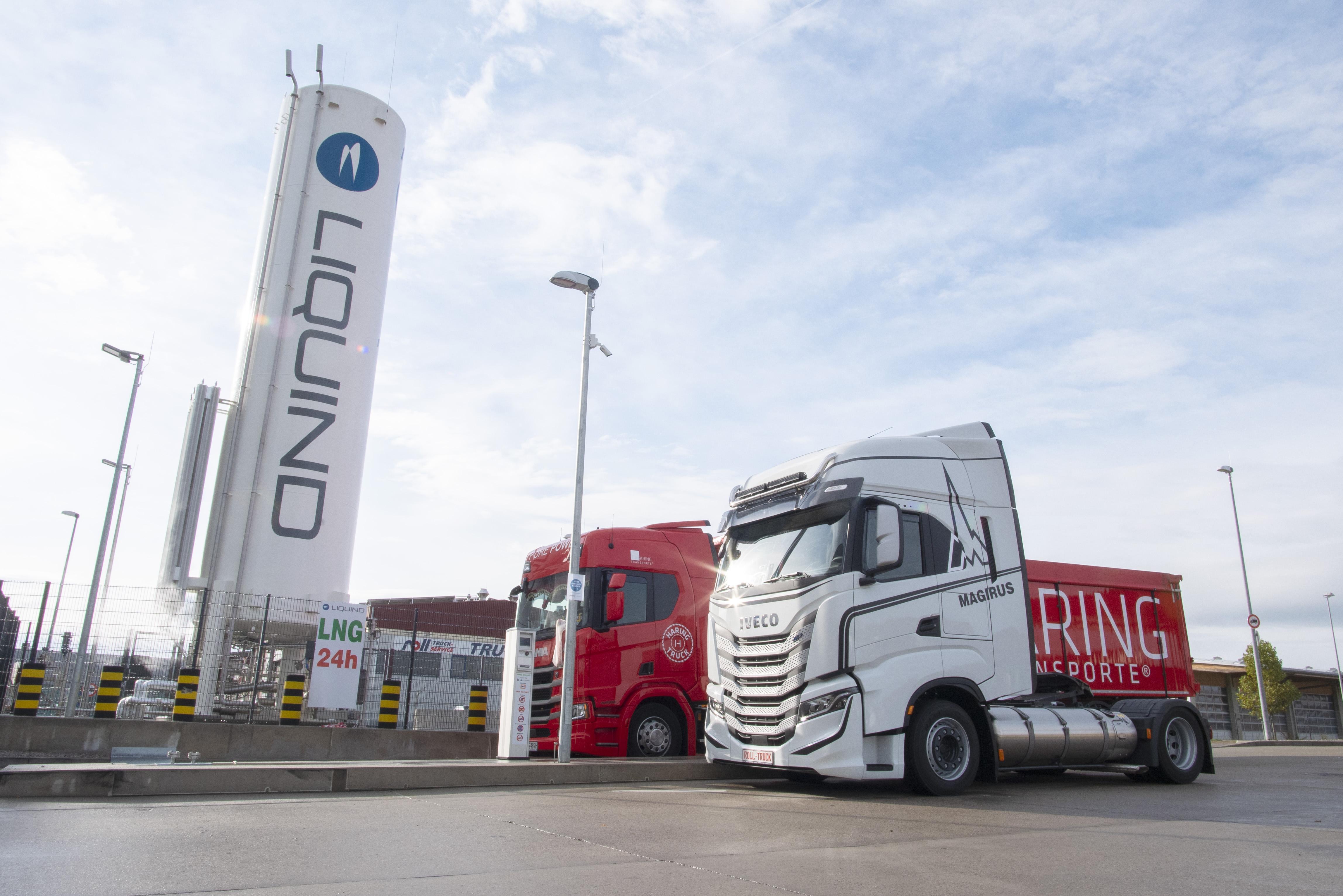 LIQUIND 24/7 and EnviTec Biogas sign supply agreement for bio-LNG (photo: LIQUIND 24/7 GmbH)