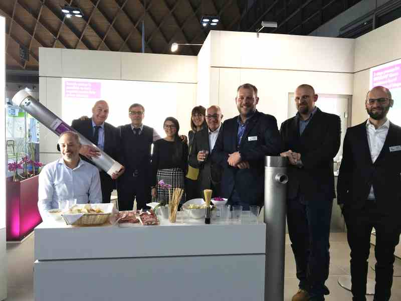Five-year milestone for EnviTec Biogas and Evonik's strategic partnership
