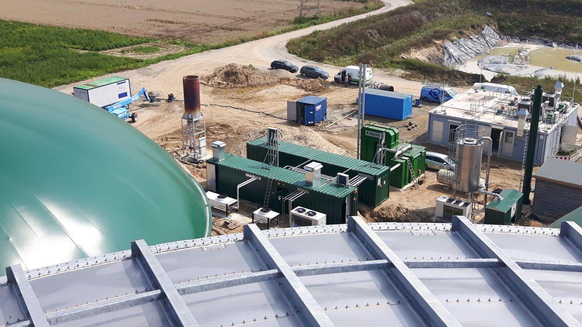 EnviTec Biogas AG commissions EnviThan plant #20