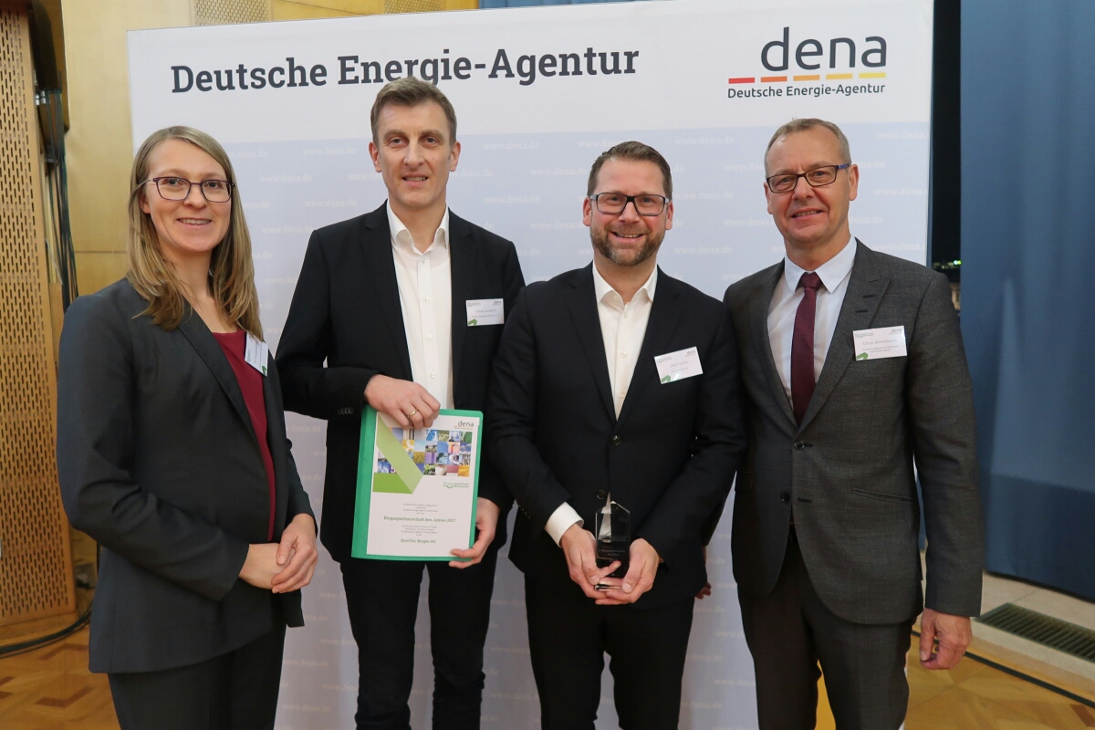 EnviTec Biogas wins award for innovative business model