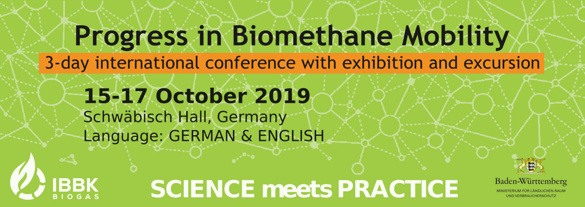 """""""Progress in Biomethane Mobility"""" - Int. Conference"""